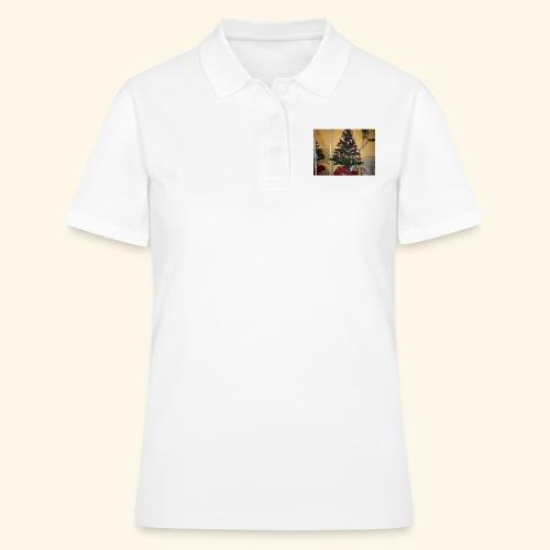 Weihnachtsbaum - Frauen Polo Shirt