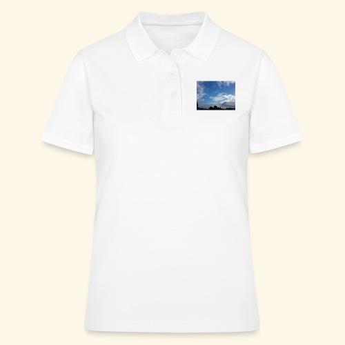 himmlisches Wolkenbild - Frauen Polo Shirt