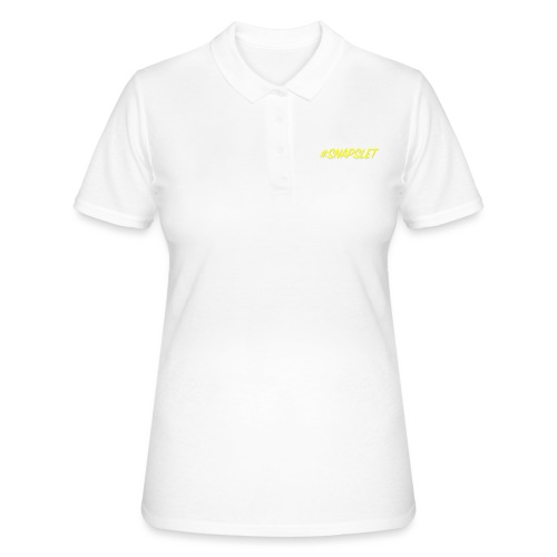 snapslet - Women's Polo Shirt