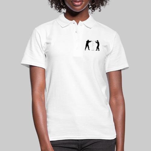 ? Humanity - Women's Polo Shirt
