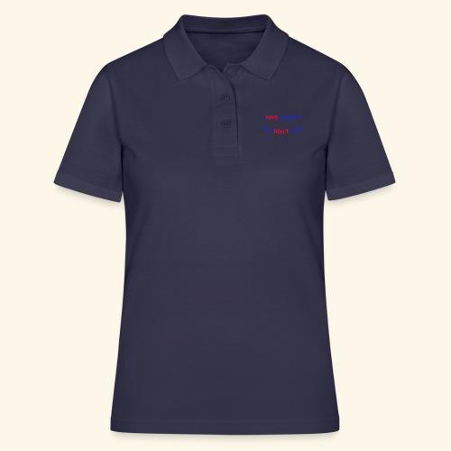 Love Mondays - Frauen Polo Shirt
