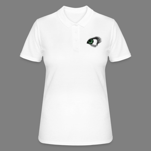 Auge 1 - Frauen Polo Shirt