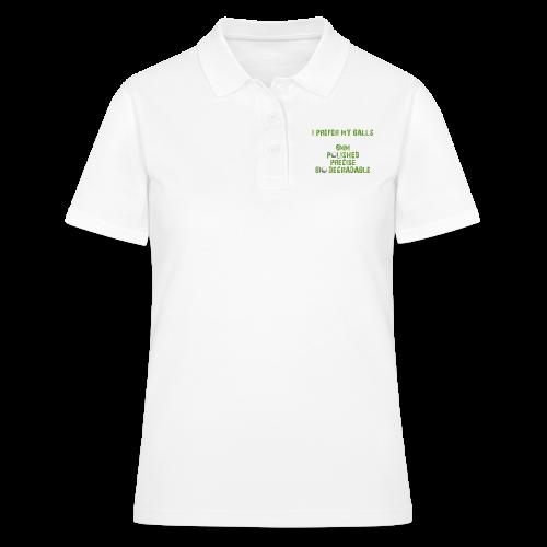 BALLS - Women's Polo Shirt