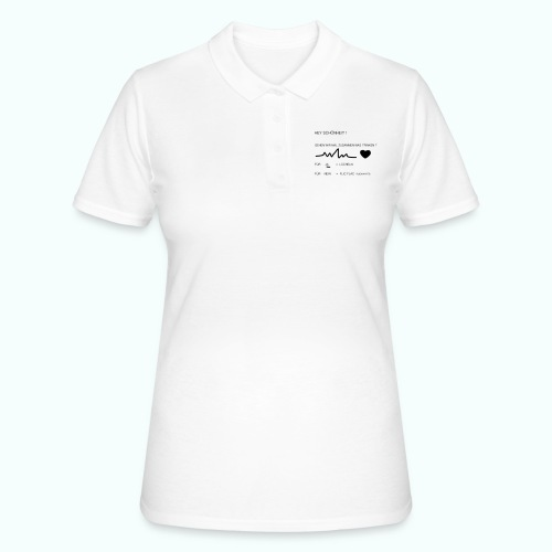 schönheit ve 1702410_1333 - Frauen Polo Shirt
