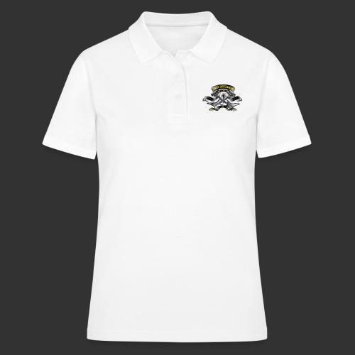 screaming pistons - Women's Polo Shirt