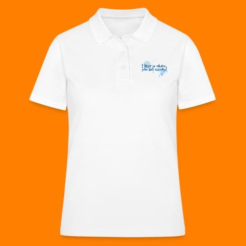 talk nerdy - Women's Polo Shirt