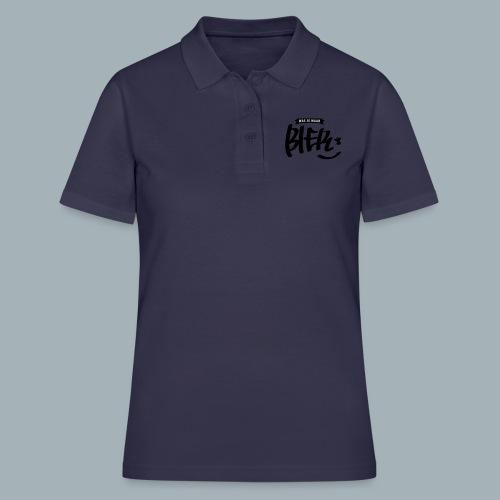 Bier Premium T-shirt - Women's Polo Shirt