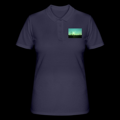 pollution - Women's Polo Shirt