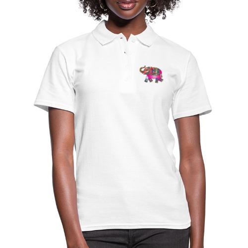 Elefant - Frauen Polo Shirt