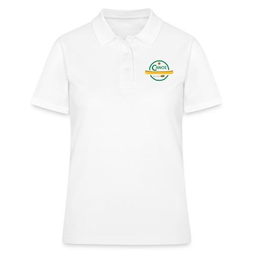 Kanu Logo - Frauen Polo Shirt