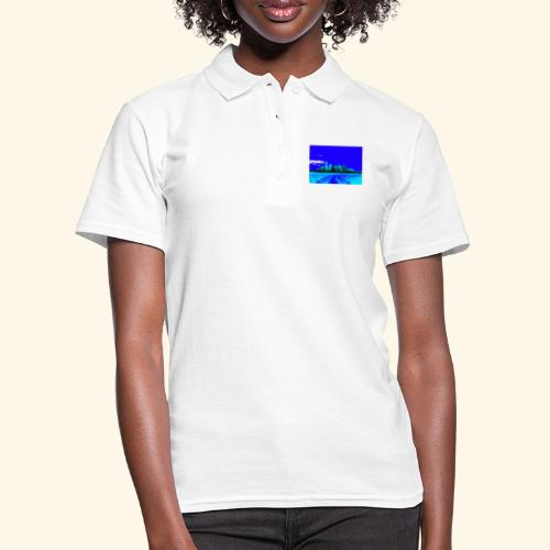 Skyline blu - Women's Polo Shirt