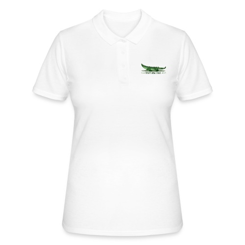 That s How I Roll - Women's Polo Shirt