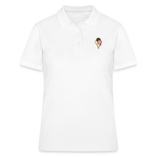 Food: Eis - Frauen Polo Shirt