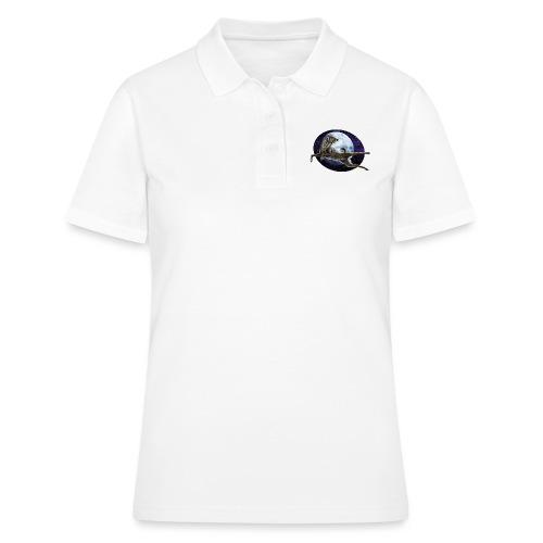 Galaxy Wolf - Frauen Polo Shirt