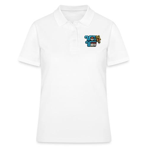 Aztec Icon Rain - Women's Polo Shirt