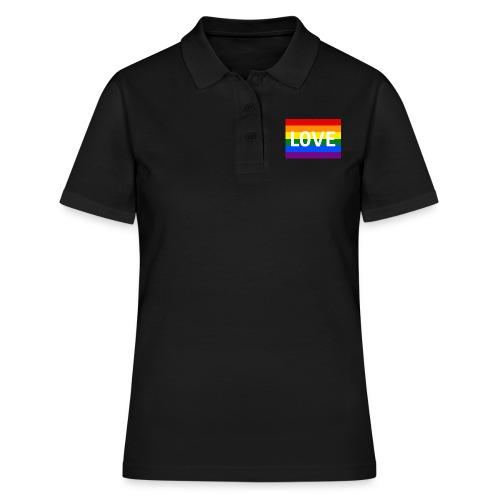 LOVE CAP - Women's Polo Shirt