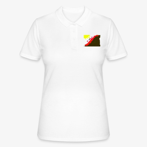 flowers - Women's Polo Shirt