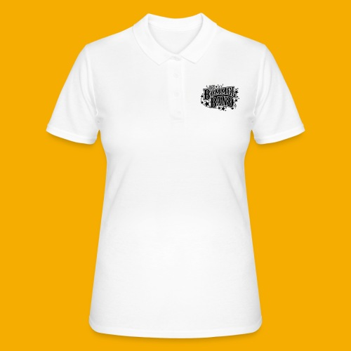 bb logo - Women's Polo Shirt