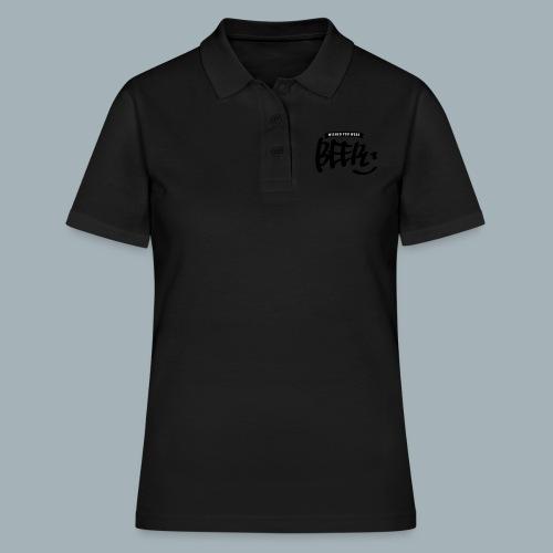 Beer Premium T-shirt - Women's Polo Shirt