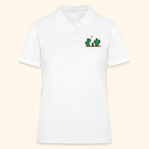 Cactus - Women's Polo Shirt