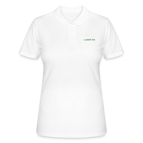 climate pax - Frauen Polo Shirt