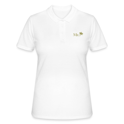 Mrs - Frauen Polo Shirt