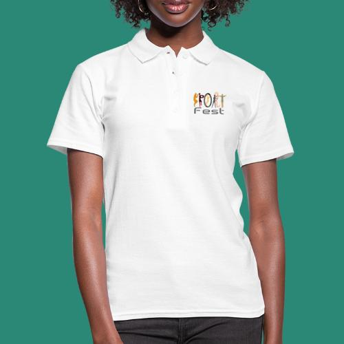 sportfest - Frauen Polo Shirt