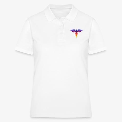 ognisty eskulapa - Women's Polo Shirt