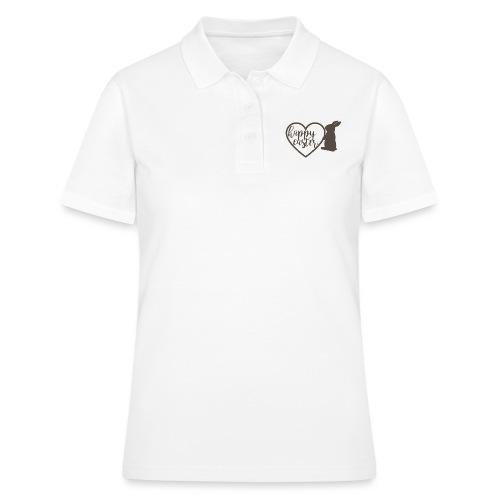 Happy Easter - Frauen Polo Shirt