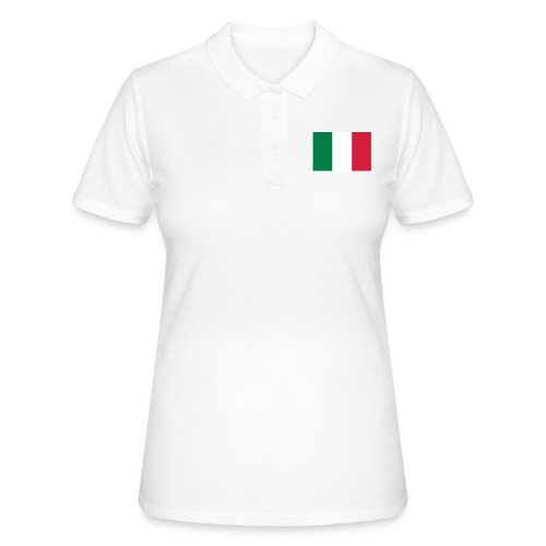 Italy - Women's Polo Shirt