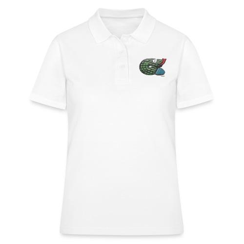 Aztec Snake - Women's Polo Shirt