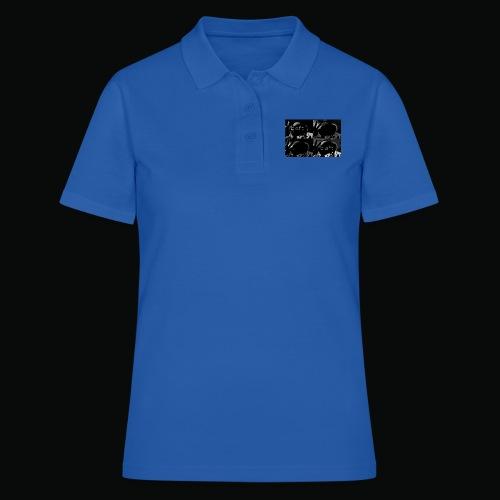 black bafti crew - Women's Polo Shirt