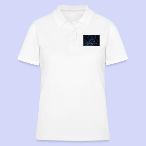 late night doodle - Female Shirt - Poloshirt dame