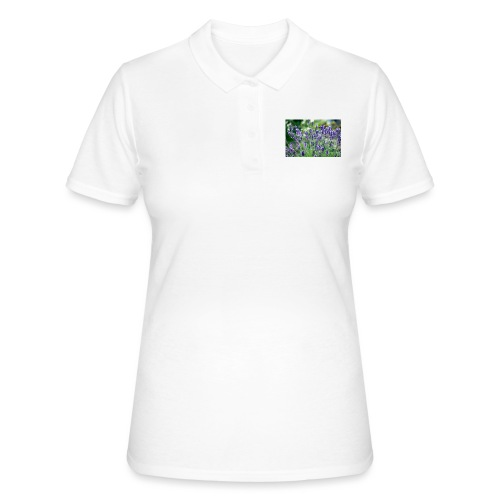 Lavendler - Poloshirt dame
