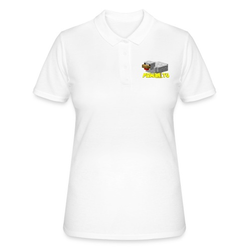 POW3R-PELUCHE - Women's Polo Shirt