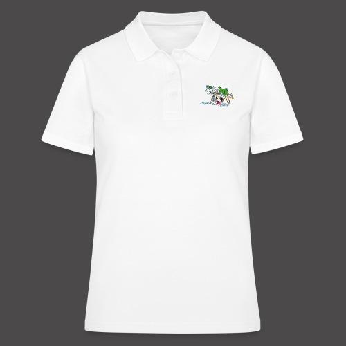 Wicked Washing Machine Wasmachine - Women's Polo Shirt