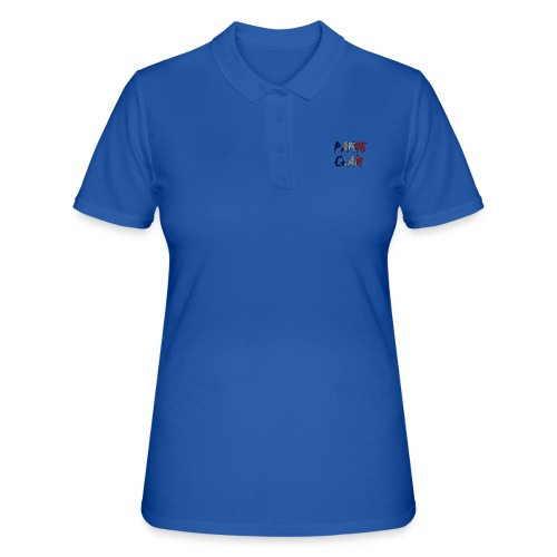 Parisclan Lettering - Women's Polo Shirt