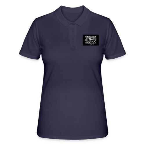 Motox a way of life - Women's Polo Shirt