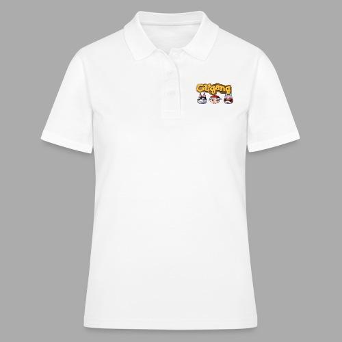 Animal Crossing CatGang - Frauen Polo Shirt