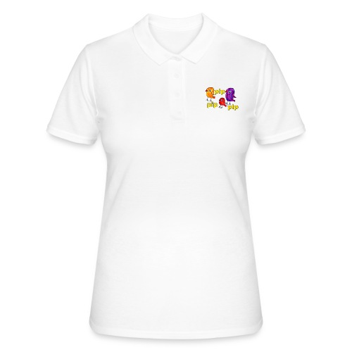 3er original pip pip pip gelb - Frauen Polo Shirt