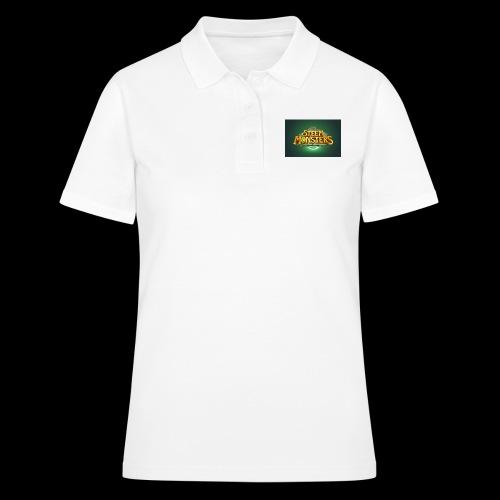 steem monsters - Frauen Polo Shirt