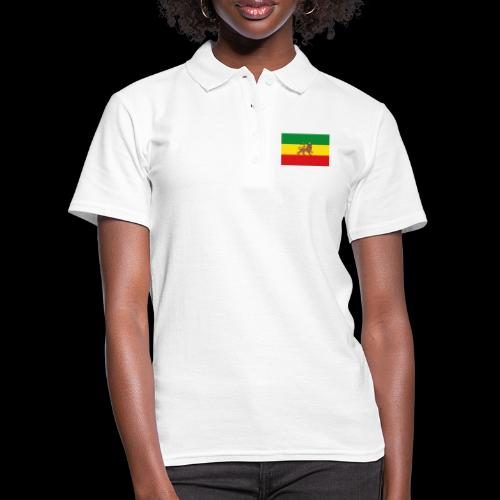 LION FLAG - Women's Polo Shirt