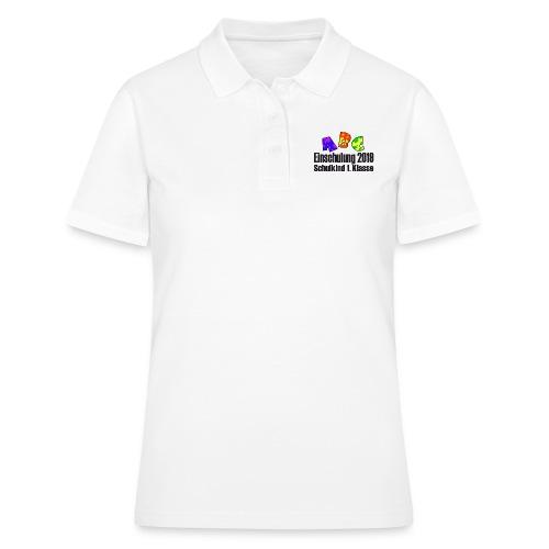 Einschulung 2019 1 Klasse - Frauen Polo Shirt