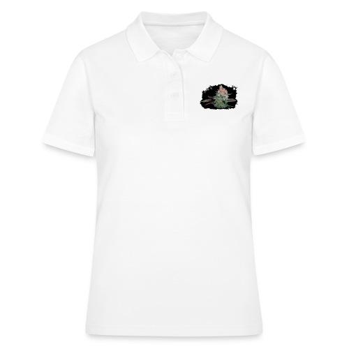 Pflänzchen png - Frauen Polo Shirt