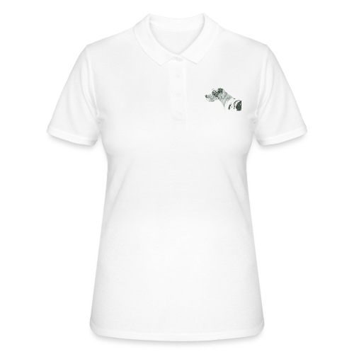 grand danios harlequin - Women's Polo Shirt