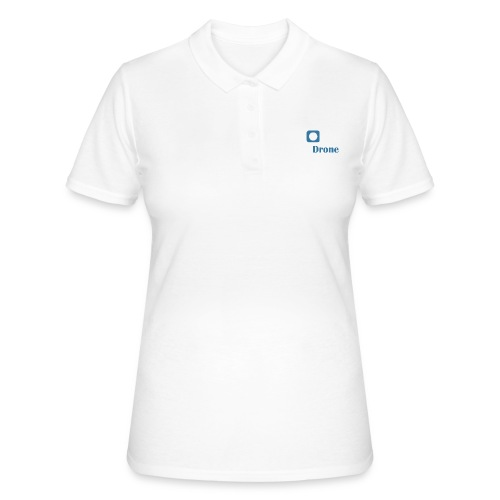 ListerDrone logo - Women's Polo Shirt
