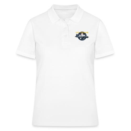 F4U Jeter VBF-83 - Women's Polo Shirt