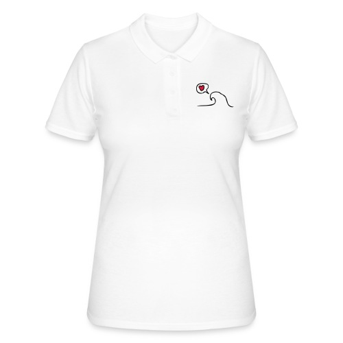 Love Wave - Women's Polo Shirt