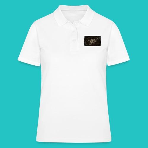 skorpion_grafika-jpg - Koszulka polo damska