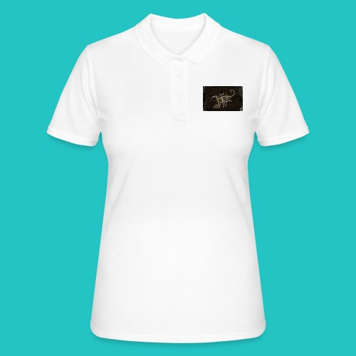 skorpion_grafika-jpg - Women's Polo Shirt